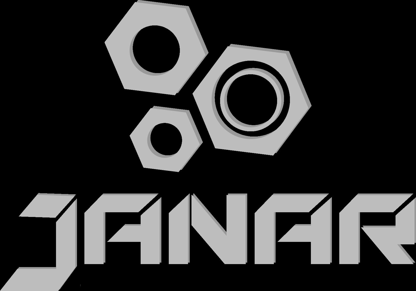 Logo szare Janar
